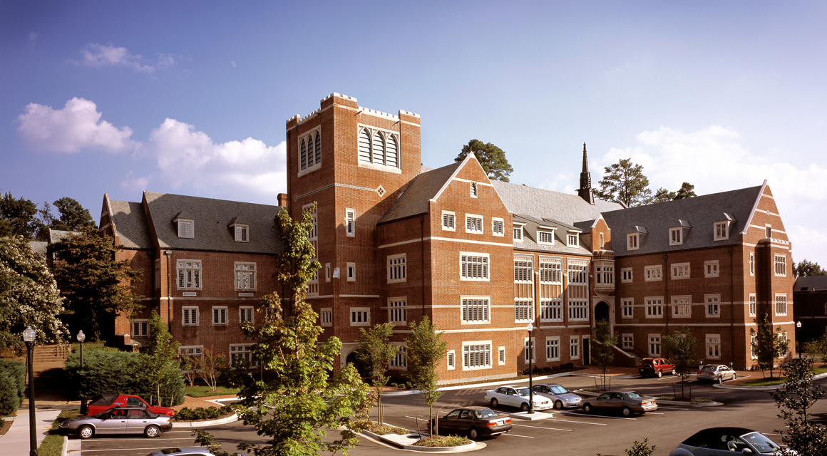University of Richmond – Weinstein Hall