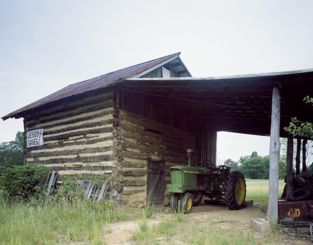 Tobacco Barn Considering Lineage Smbw