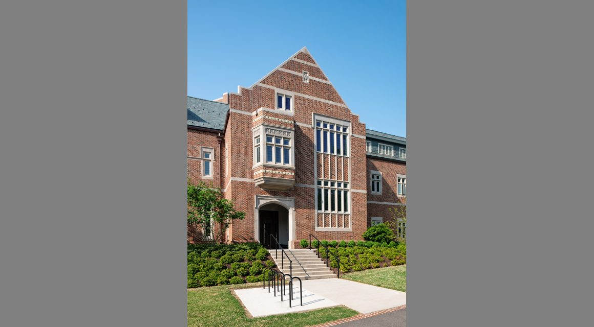 University of Richmond – Queally Center