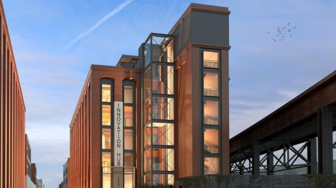 Shockoe Bottom business incubator to be 'a game changer;' slated for opening in early 2018