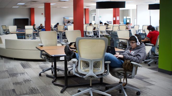 At CodeRVA, High School Mimics the Workplace