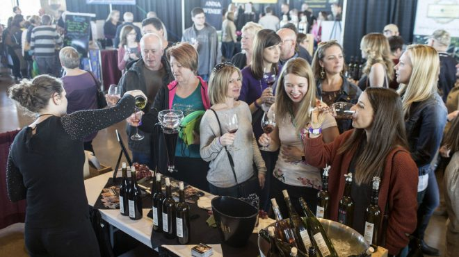 Main Street Station a hit as new venue for Virginia Wine Expo