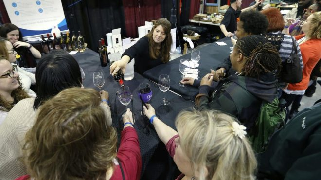 'We need to show we have a wow factor': Virginia Wine Expo 2018 is all new with new digs, better wine and booze