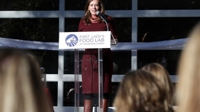UVa launches First Lady's Food Lab at Morven