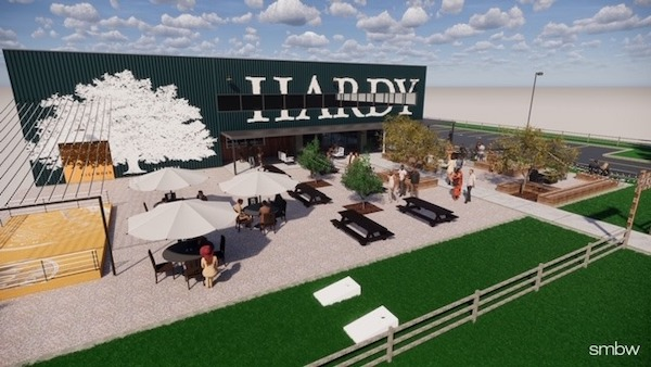 Hardywood to revamp Ownby Lane HQ after sale of original brewery