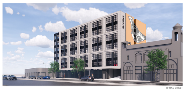7-story 'Soda Flats' planned next to Hofheimer Building in Scott's Addition