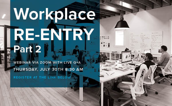Workplace Re-Entry Roundtable, Part 2