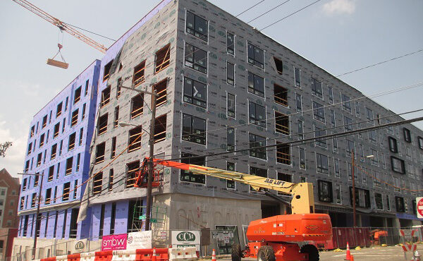 Project Snapshot: 'One Canal' apartments rise in Monroe Ward