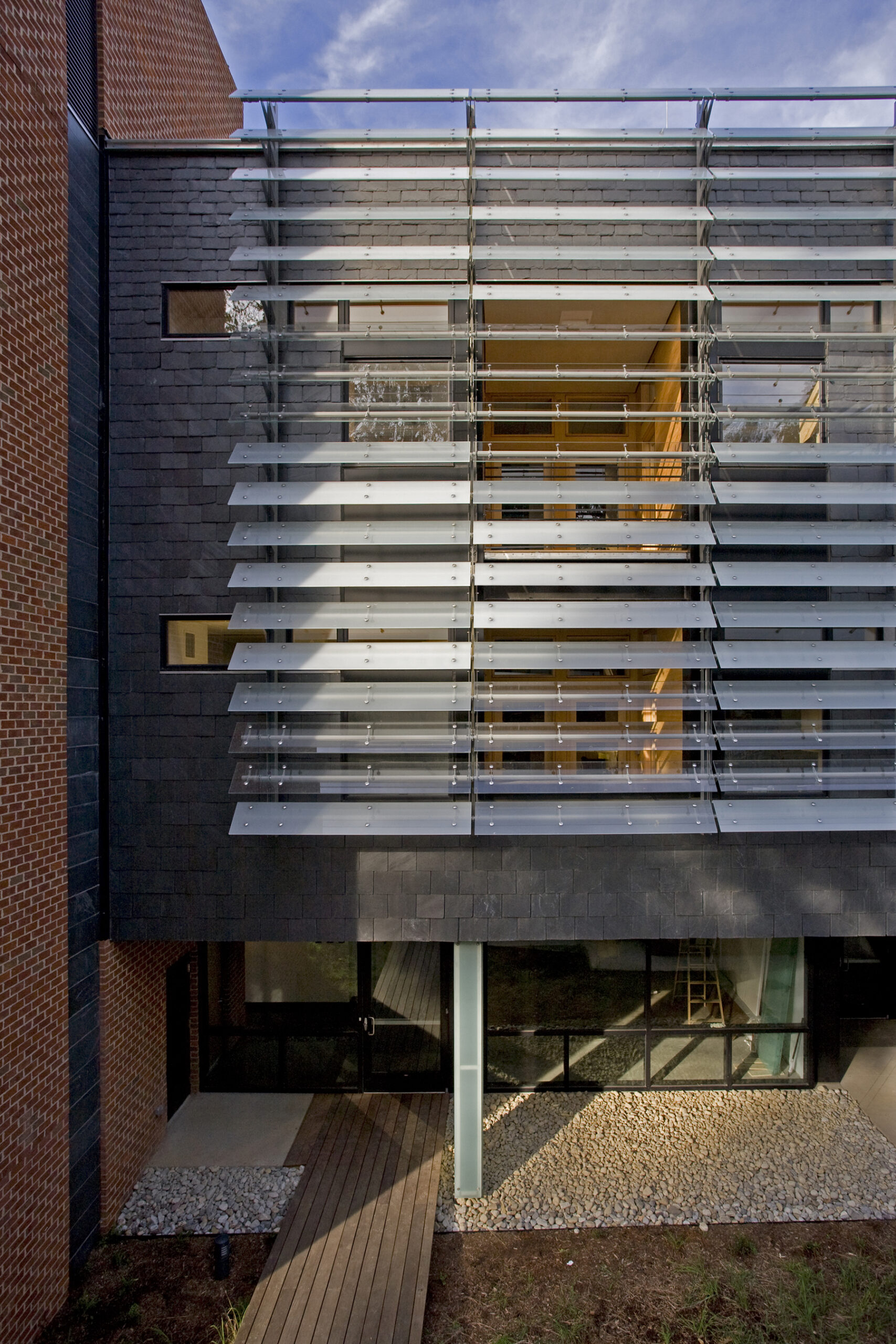 Building additions to the University of Virginia School of Architecture