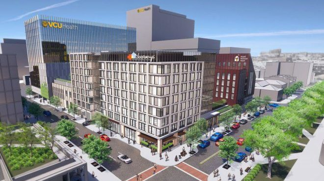 VCU Health shares details of plans that rely on Navy Hill project City Council is poised to reject