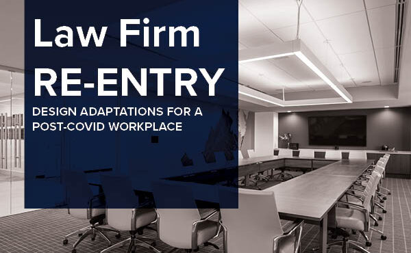 Law Firm Re-Entry: Design Adaptations for a Post-Covid Workplace